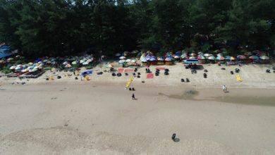 Photo of Pantauan Pantai Kenyamukan Saat Libur Natal
