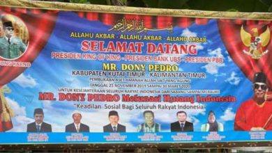Photo of 3 Pengikut Presiden King Of King Diamankan Polres Kutim