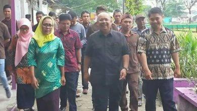Photo of Ismunandar Silaturahmi Bersama Pedagang di STQ