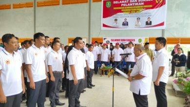 Photo of Korcam Teluk Pandan Resmi Dilantik Ismunandar