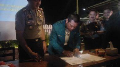 Photo of Lewat Ngobrol Bareng, Polres Kutim dan KNPI Bersinergi Perangi Narkoba