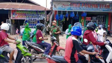 Photo of DPC PPP Kutim Bagikan 5.000 Masker Gratis