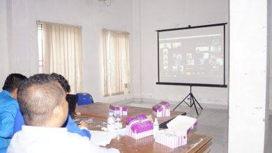 Photo of DPD KNPI Kutim Gelar Musda Melalui Video Conference