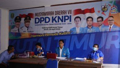 Photo of SAH!!! Munir Pimpin DPD KNPI Kutim Periode 2020-2023