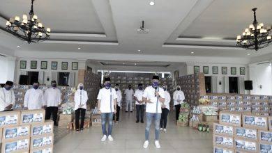 Photo of Empati Legislator Demokrat di Tengah Krisis dan Pandemi, Bagikan 2.000 Paket Sembako