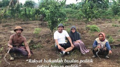 Photo of Padat Karya P3TGAI, Komitmen Irwan Demokrat Selamatkan Ekonomi Petani Kaltim