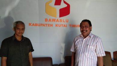 Photo of Tim ABDI Sambangi Bawaslu Kutim, Ada Apa Ya…?