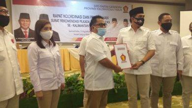 Photo of Rekom Gerindra di Pilkada Kutim Jatuh Ketangan MaKin.