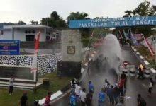 Photo of Mako Lanal Sangatta Dihujani Timah Panas Oleh Orang Tak Dikenal