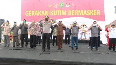 Photo of Polres Kutim Gandeng Paslon Guna Cegah Penularan Covid-19 Saat Pilkada