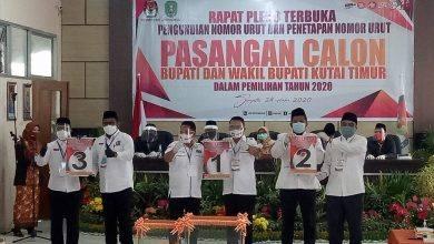 Photo of Bagi AS-KB, Angka 3 Pembawa Hoki Di Pilkada Kutim