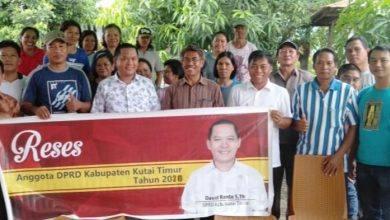 Photo of David Rante Serap Aspirasi Masyaraakt Kampung Tator