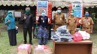 Photo of Puskesmas Kongbeng Dapat Bantuan APD Dari DPRD Kutim