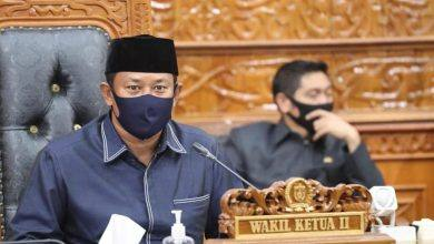 Photo of Pokir Dewan Bakal Dialihkan Kepenanggulangan Covid-19
