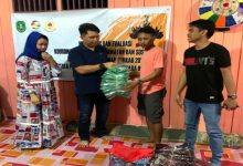 Photo of KONI Kutim Serahkan Bantuan Peralatan Olahraga Ke Korcam Busang