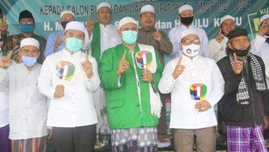Photo of Rois Syuriah PC NU Arahkan Warga Nahdliyin Dukung Makin Di Pilkada Kutim
