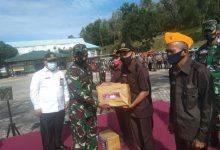 Photo of Kodim 0909/Sgt Gelar Aksi Serbuan Teritorial