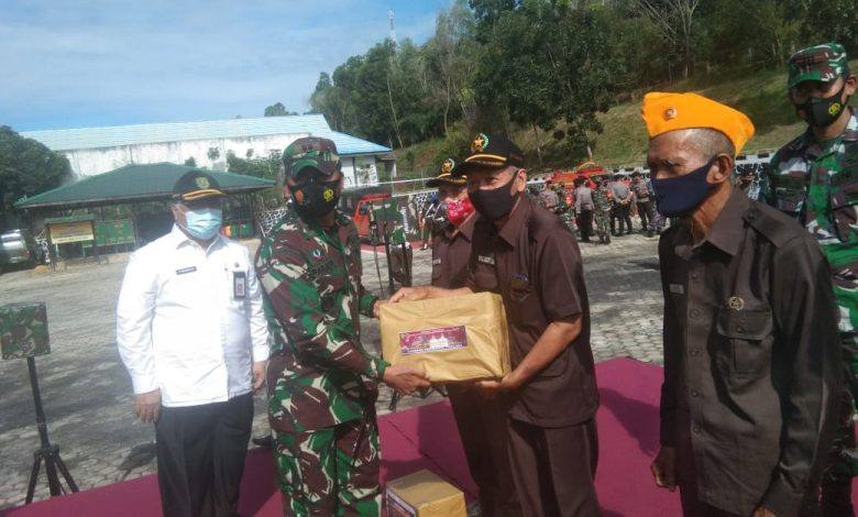 Photo of Kodim 0909/Sgt Gelar Aksi Serbuan Teritorial