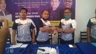 Photo of Pilih Ketua Baru, Pengkab PBSI Kutai Timur Gelar Muskab Dengan Kedepankan Penerapan Prokes