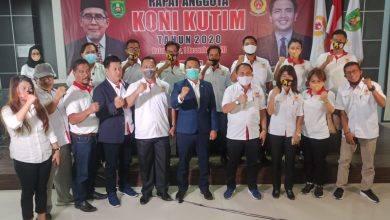 Photo of Covid-19 Tak Halangi KONI Kutim Gelar RAT 2020, Menuju Prestasi Di Porprov 2020