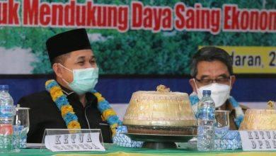 Photo of Ketua DPRD Kutim Hadiri Musrenbangcam Pesisir, Legislatif dan Eksekutif Bersatu Membangun Kutim