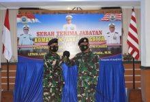 Photo of Tongkat Komando Danlanal Sangatta Kini Dipegang Oleh Letkol Laut (P) I Komang Nurhadi