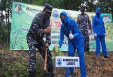 Photo of Lanal Sangatta Hijaukan Bumi Kutim Dengan Anekaragam Tanaman Buah