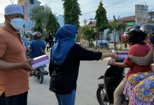 Photo of Garnita Malahayati Nasdem Kutim Berbagi Di Bulan Suci