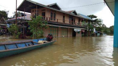 Photo of BPBD Sebut Banjir Yang Melanda 7 Kecamatan Di Kutim Lantaran Tingginya Curah Hujan
