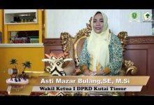 Photo of Asti Mazar Bulang, Wakil Ketua DPRD Kutim Mengucapkan Mohon Maaf Lahir Dan Batin