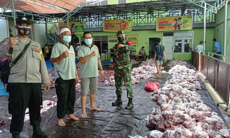 Photo of Meski Dimasa Pandemi, LDII Kutim Potong 218 Hewan Kurban