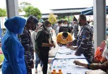 Photo of Lanal Sangatta Gelar Serbuan Vaksinasi Tehadap Masyarakat Maritim