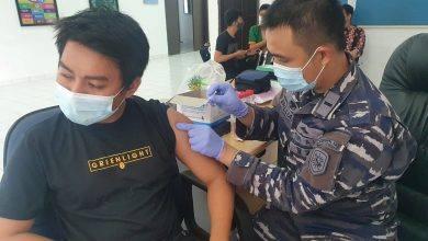 Photo of TNI AL Lanjutkan Vaksinasi Tahap 1 Hingga Akhir Bulan