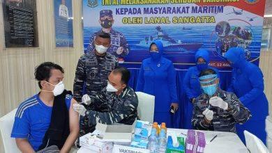Photo of Lanal Sangatta Kembali Laksanakan Serbuan Vaksinasi Covid-19 Tahap II