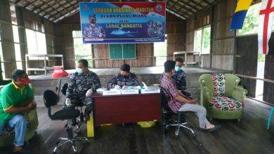 Photo of Vaksinasi Masyarakat Pulau Miang Jadi Tanggung Jawab TNI AL