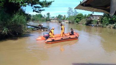 Photo of Bocah 2 Tahun Diduga Tercebur Sungai Sangatta