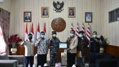 Photo of Lanal Sangatta Dan Pemuda Muhammadiyah Bakal Kolaborasi Laksanakan Vaksinasi