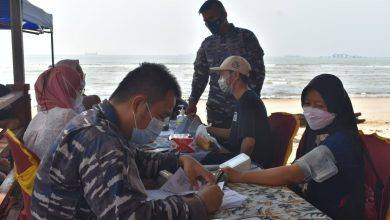Photo of Lanal Sangatta Komitmen Berikan Vaksinasi Lengkap Bagi Masyarakat Pesisir
