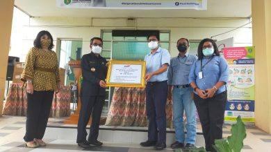 Photo of KPC Sumbang Rp11,3 M Untuk Alkes RSUD Kudungga