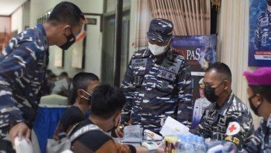 Photo of Lanal Sangatta Tuntaskan Vaksinasi Dosis Kedua Bagi Pelajar Kutim